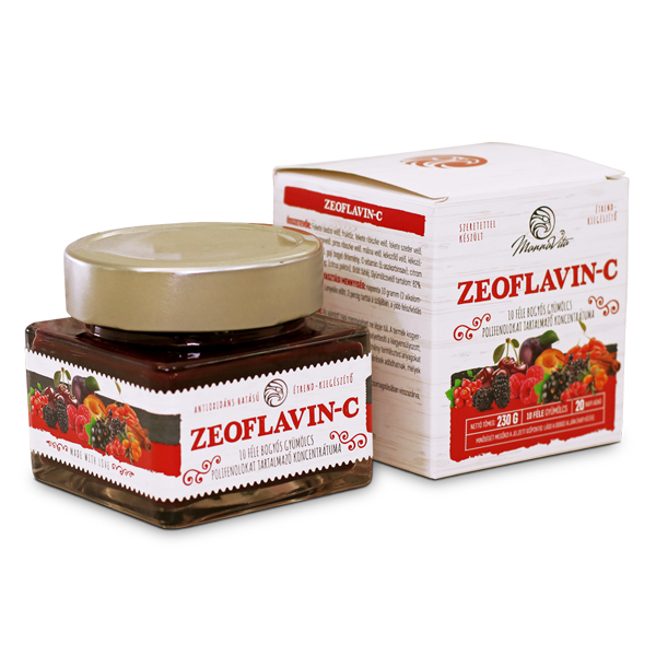 ZeoFLAVIN-C 10 Concentrate from 10 fruits, 230g