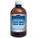 Crystal NTR+PWR Silver with Grapefruit Seed Extract, 500ml
